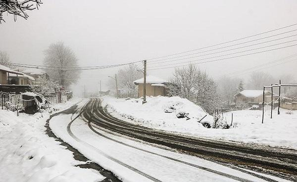 برف و بارانی که برای سلامتی خطرناک است!