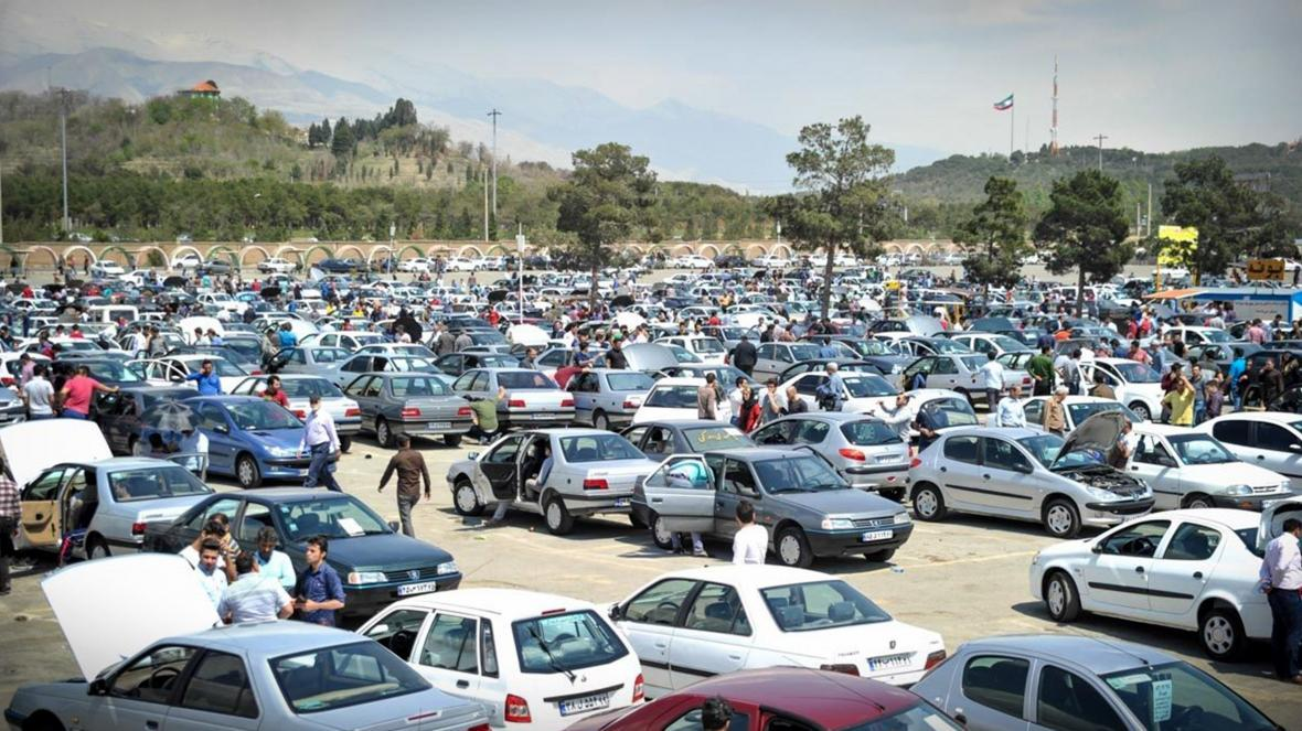 خودروهای کارکرده ای که با 100 میلیون تومان میتوان خرید