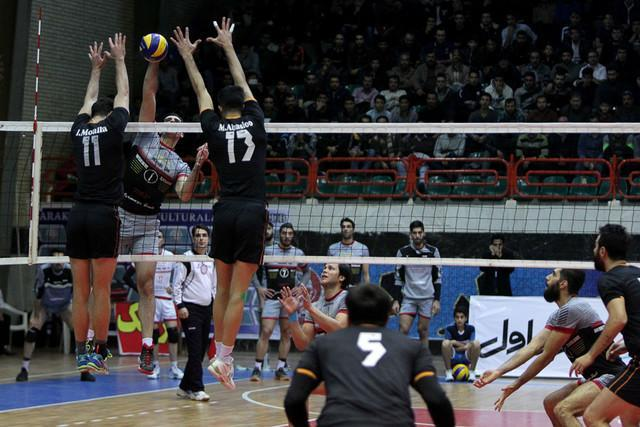 درخشنده برای قرعه کشی والیبال کشورهای اسلامی راهی باکو می گردد