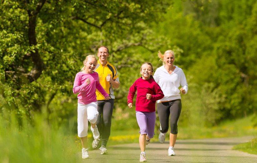 20 روش سرگرم کننده برای 30 دقیقه فعالیت بدنی روزانه