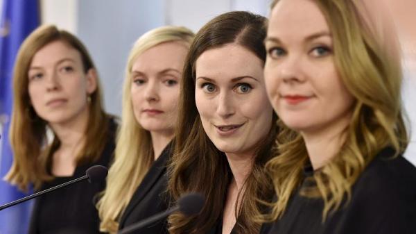 کارنامه یک سال دولت زنان در فنلاند