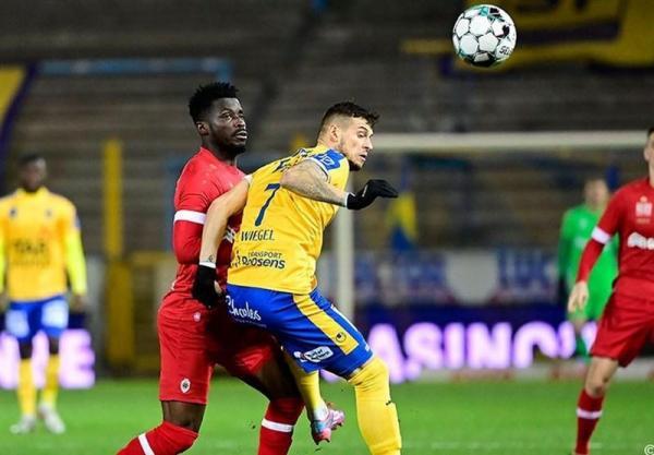 ژوپیلر لیگ بلژیک، پیروزی آسان تیم بیرانوند برابر واسلند