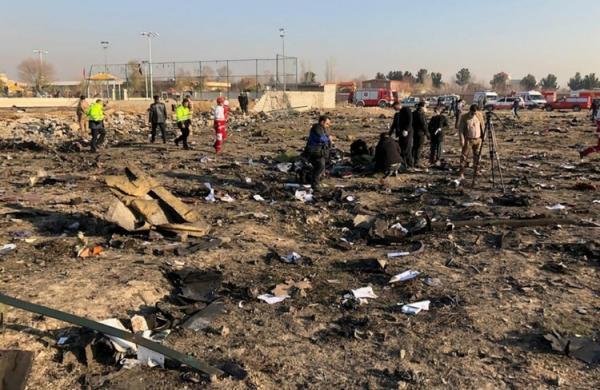 7 کشته در پی سقوط هواپیمای نظامی در نیجریه